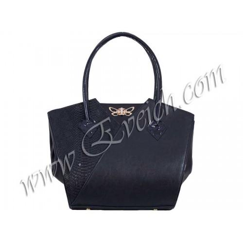 дамска синя чанта CH 036CN