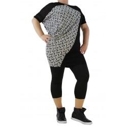 Дамска туника / рокля  802 - Макси