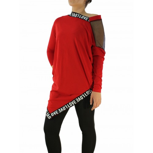 Дамска асиметрична рокля / туника 639